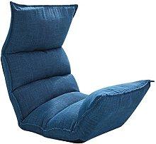 JFFFFWI Lazy sofa, small foldable sofa, beautiful