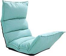 JFFFFWI Lazy sofa, small foldable sofa chair,