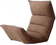 JFFFFWI Lazy sofa, small foldable sofa, nice