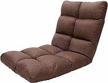 JFFFFWI Lazy sofa, small folding chair, nice