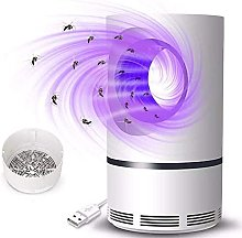 JFFFFWI LED Fly Kille,5W USB Mosquito Repellent