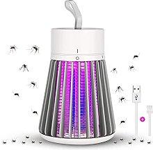 JFFFFWI Mosquito Repellent Lamp, UV LED Mosquito