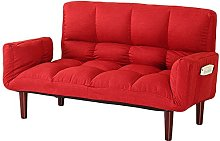 JFFFFWI Sofa bed small bedroom with double