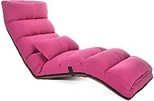 JFFFFWI Sofa lazy armchair window bedroom foldable
