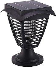 JFFFFWI Solar Mosquito Killer Lamp, Outdoor/indoor