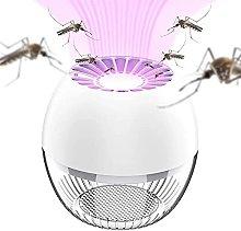 JFFFFWI UV Mosquito Killer Lamp, USB LED Bug,