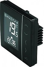 JG Speedfit JGSTAT2B Aura Thermostat, 230 V, Black