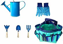JGONas Kids Gardening Tool Set - 6Pcs Childrens