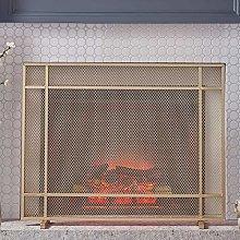 JH1 Fireplace guard Flat Single Fireplace Safety