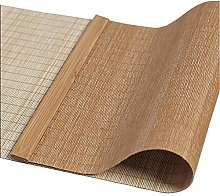 JH1 Original Bamboo Table Runner with Wood Slat