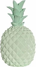 JHEY Pineapple Shape Resin Piggy Bank Home