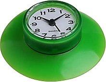 JHGTRFFM wall clock 1PC Waterproof Kitchen