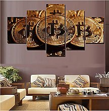 Jhmjqx Art Canvas Poster Print Wall For Living