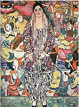 Jhmjqx Famous Painting By Gustav Klimt Classic