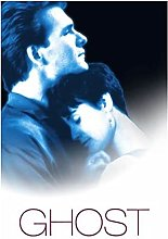 Jhmjqx GHOST Movie Art print Silk poster Home Wall