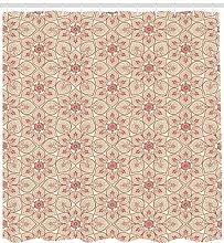 JHTRSJYTJ Asian Oriental Pattern Shower curtain is