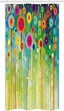 JHTRSJYTJ Flower stall abstract art dandelion
