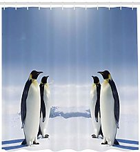 JHTRSJYTJ King Penguins in Antarctica Wildlife