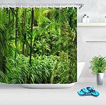 JHTRSJYTJ Nature view tropical jungle rainforest