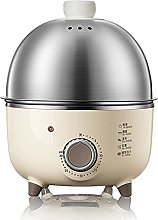 JHYS Electric Egg Cooker Boiler, Stainless Steel