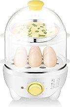 JHYS Rapid Egg Cooker Double Tier Egg Cooker 14