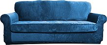 jia cool Stretch Sofacovermatcover 2 Piece Couch