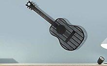 JIAAN Fly Swatter,Novelty Guitar Shaped Plastic