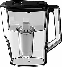 JIACUO Protable Large Home Water Filter Pitcher