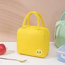 jiading Portable Lunch Bag Picnic Cooler Bag