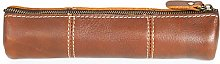 JIAGU Leather Case for Pencils and Brushes Pencil