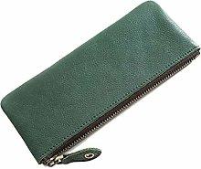 JIAGU Pencil Case Small Pen Bag with Zipper