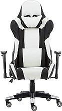 JIAH Game Chair High Back Racing Office Chairs PU