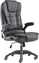 JIAH Office Chair Adjustable Executive Chair