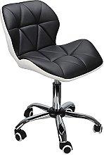 JIAH Office Chair Adjustable Home Office Swivel PU