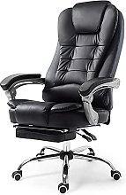 JIAH Office Chair Leather Executive Chair Extra