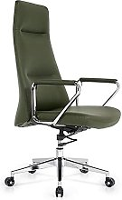 JIAH Office Chair Leather Office Chair Executive