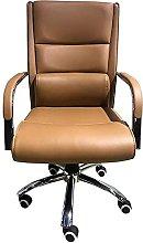 JIAH Office Chair Modern Business Office Pu