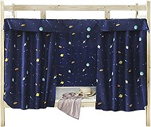 JIAHG Students Dormitory Bunk Bed Curtains Single
