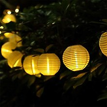JIAHUI Garden Decoration Lights Solar Lantern
