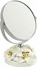 JIAJBG Bathroom Mirror Make-Up Mirror Continental