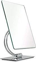 JIAJBG Bathroom Mirror Make-Up Mirror Square