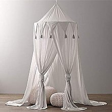 JIAJBG Bed Canopy Dome Bed Canopy Bed Cover