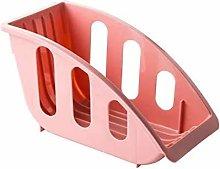 JIAJBG Card Slot Bowl Storage Basket Rack Drain