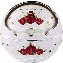 JIAJBG Cigarette Ashtray for Indoor or Outdoor Use