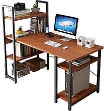 JIAJBG Computer Desk Computer Desktop Desk Simple