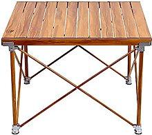 JIAJBG Folding Desk Folding Picnic Table