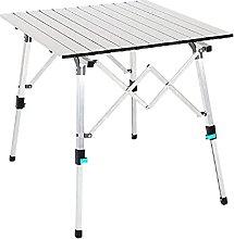 JIAJBG Folding Desk Folding Table with Storage Bag