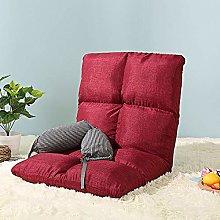 JIAJBG Sofa Stool Brisk Thickened Lazy Sofa Simple