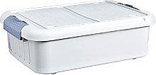JIAJBG Under Bed Storage Box, Clothes Storage