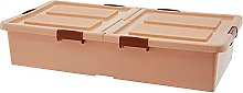 JIAJBG Under Bed Storage Box, Multifunctional